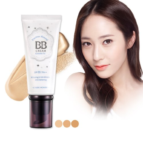 Etude House Precious Mineral BB Cream, Light Beige, 2.11 Ounce