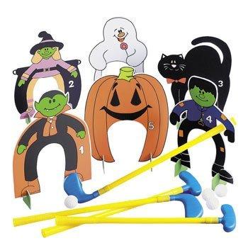 Halloween Golf Set - Halloween Toys, Games & Novelties & Games]()
