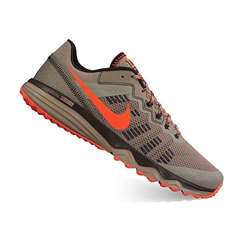 Mens Nike Dual Fusion Trail 2 Hardloopschoen
