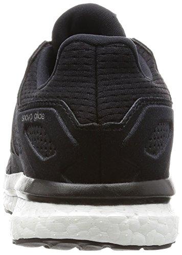 Negbas Mujer de Negro 8 Negbas Supernova Running adidas Glide Nocmét Zapatillas para W w8SXzvq