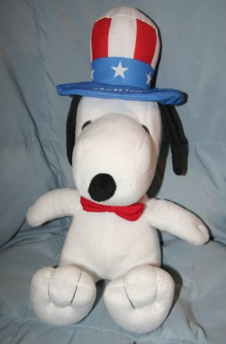 MetLife Snoopy Uncle Sam 6