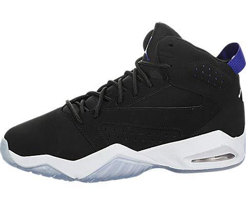 Jordan AR6346-040: Kids Lift Off Black/Dark Concord Sneakers (7 M US Big Kid) (Size Boys 7 Jordan Shoes)