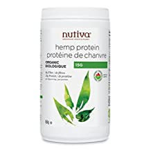 Nutiva Hemp Protein, 454gm