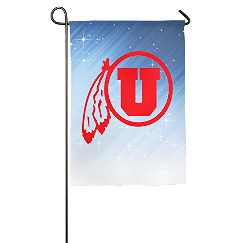 cobain-university-of-utah-u-logo-decorative-garden-home-flag-match-flag-1218inch
