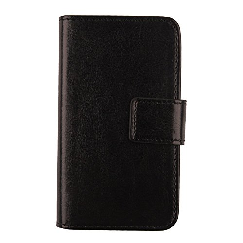 Gukas Color Design PU Wallet Flip Leather with Card Slots Cover Skin Protection Case Shell For UMI ROME X 5.5