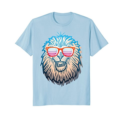Cool Lion With Sunglasses - Sunglasses What Who Wear