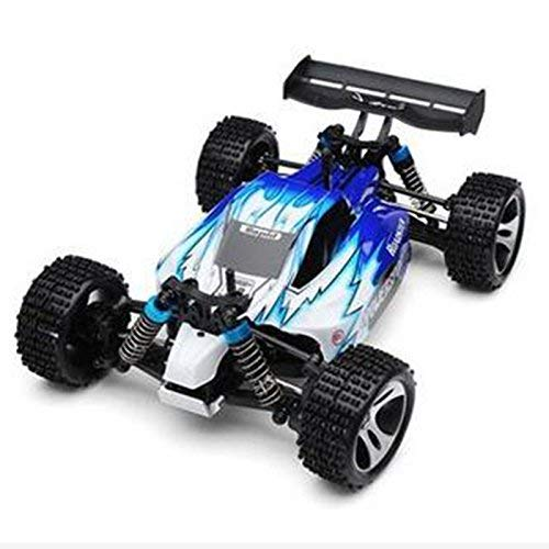 (RC Car WL Toys A959 2.4G 4WD High Speed 45 KM/H Drift Car Off Road Car Buggy Off-Road 1:18 Brush Electric RC)