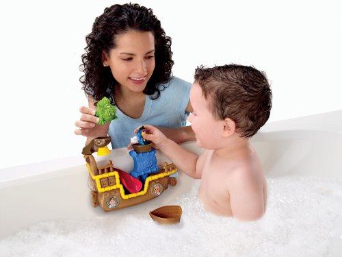 Fisher-Price Jake and the Never Land Pirates Splashin' Bucky Bath by Fisher-Price (Image #2)