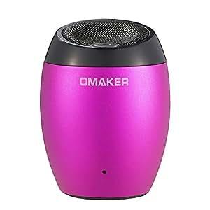 Omaker bluetooth speaker (M1 Rose)