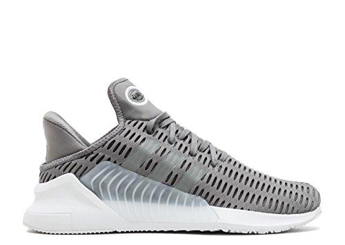 Adidas Femmes Originales Climacool 02/17 Chaussures # Par9289 Gris Trois / Gris Trois / Chaussures Blanc