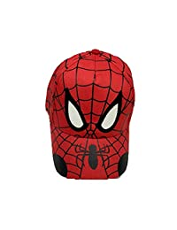 owho Spiderman Cartoon Children Baseball Cap Kids Boy Girl Hip Hop Hat Spiderman Cosplay Hat