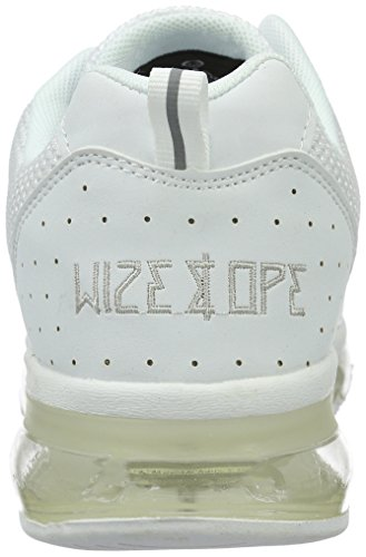 White Xrun Zapatilla ope 1 Adulto Baja wize Unisex 1 amp; Blanco 8qSZwp