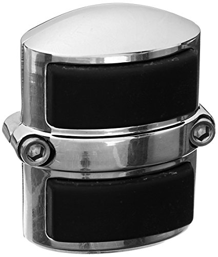 Kuryakyn 4047 Motorcycle Foot Control: Shift Peg Cover for 2003-16 Honda VTX1300, VT1300 Motorcycles, Chrome, Pack of 1