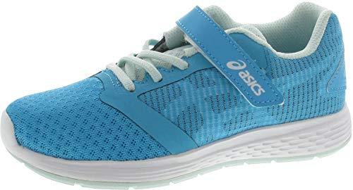 Asics 10 De Bleu blanc Niños Entrenamiento Unisex Patriot Ps Zapatillas Para Ciel qBw4rq5