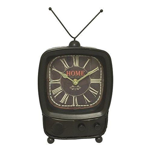 Creative Motion Retro Tv Metal (Metal Retro Tv Clock)
