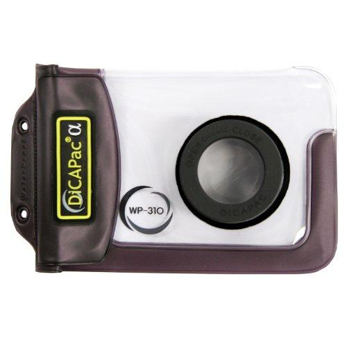 - DiCAPac dedicated digital camera waterproof case WP-310