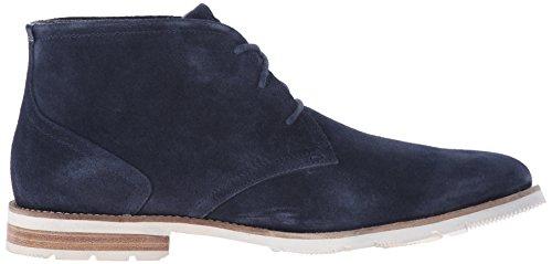 Rockport Mens Ledge Hill 2 Chukka Boot, New Dress Blues