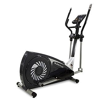 Quantum 10005982 Bicicleta Eliptica para uso intensivo - Magnética - 20 Kg