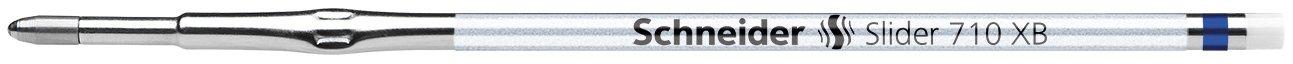 Nero Schneider Slider 710/171001/penna a sfera XB confezione da 10 colore