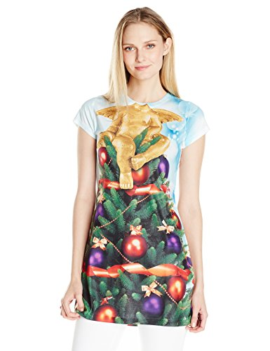 Faux Real Women's Christmas Tree Ugly Christmas Dress, for sale  Delivered anywhere in Canada