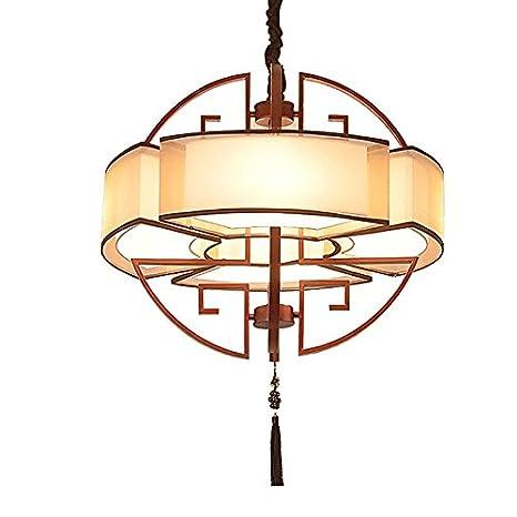SADASD - Lámpara de techo de diseño moderno con estilo chino ...