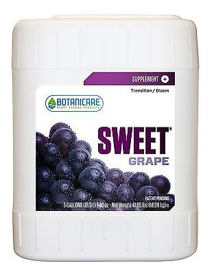 Botanicare SWEET GRAPE Mineral Supplement, 5-Gallon by Botanicare