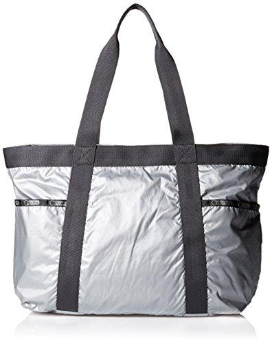 LeSportsac Gym Tote Shoulder Bag, Full Moon Lightning, One Size