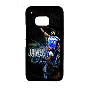 Generic Design With Lebron Raymone James Protection Back Phone Cover For M9 Htc Choose Design 1