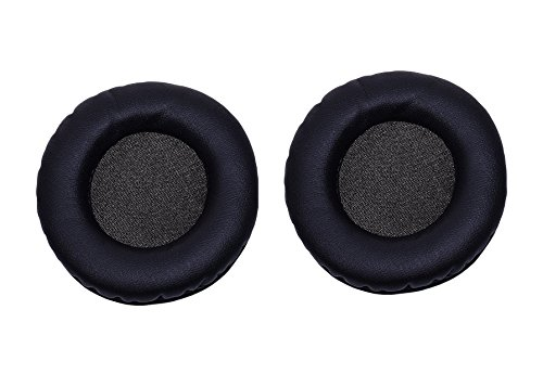 VEVER 1Pair Replacement Ear Pads Earpuds Ear Cushions Cover for Sony MDR-NC6 MDR NC6 headset Headpone (with VEVER LOGO package)