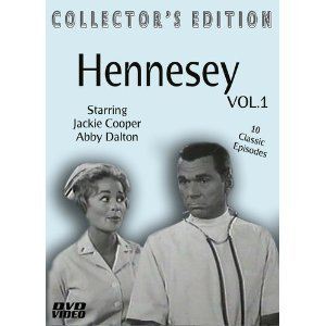 Amazon com: Hennesey-DVD-R-Starring Jackie Cooper-10 Classic