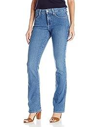 NYDJ Women's Billie Mini Bootcut Jeans In Yucca