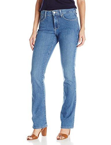 NYDJ Women's Billie Mini Bootcut Jean, Modesto, - Modesto Women