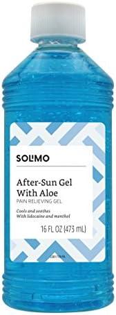 Amazon Brand Solimo Lidocaine Menthol product image