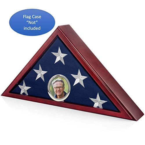 SmartChoice-Mini-Stick-on-Picture-Frame-for-Cremation-urn-Flag-case-Photo-Album-Silver