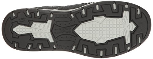 Skechers Tomen Uomo Mocassini Nero Expected PAwrgZPq