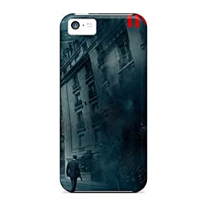 Iphone Cover Case - Inception Folding Paris Protective Case Compatibel With Iphone 5c