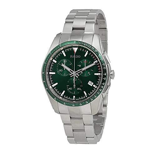 Rado HyperChrome Green Dial Mens Chronograph Watch R32259313