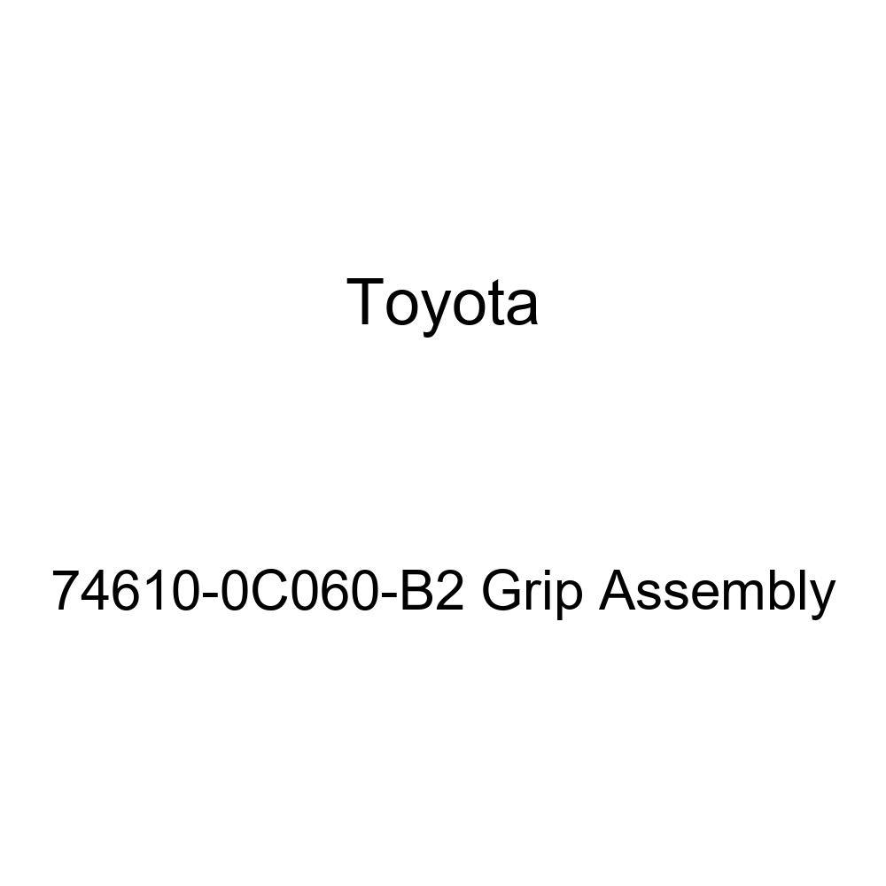 Genuine Toyota 74610-0C060-B2 Grip Assembly