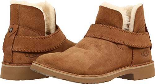 - UGG Women's Mckay Winter Boot, Chestnut, 8 B US