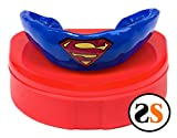 Custom Superman Teeth Mouthguard
