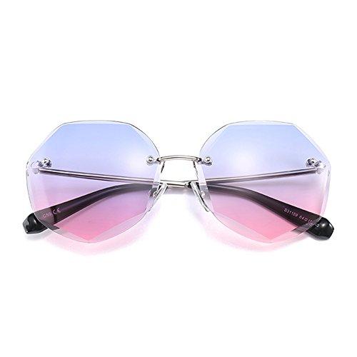 de mode par lunettes de lunettes solaire de de haute protection soleil voyage extérieures 02 polarisées mode Lunettes 05 de de Couleur de personnalité Madame définition ZHIRONG pHI5qvxzwz