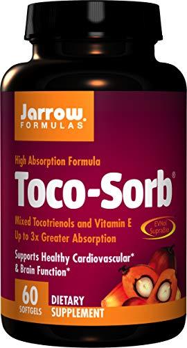 Jarrow Formulas Toco-Sorb, Supports Healthy