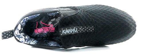 KARHU , Damen Sneaker schwarz schwarz