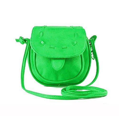Malloom® Borsetta Tracolla Regolabile Delle Donne (Verde) (E)