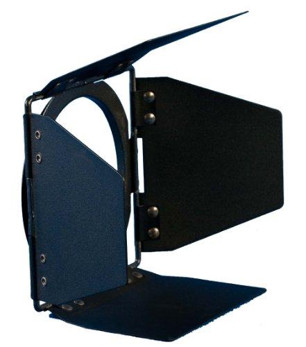 Britek 130mm Barn Door for Halogen Light 8054, 8061