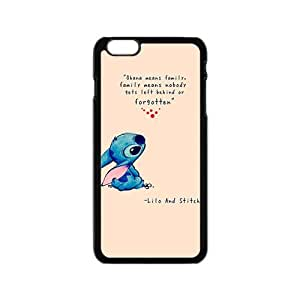 Lovely small blue rabbit Cell Phone Case for Iphone 6