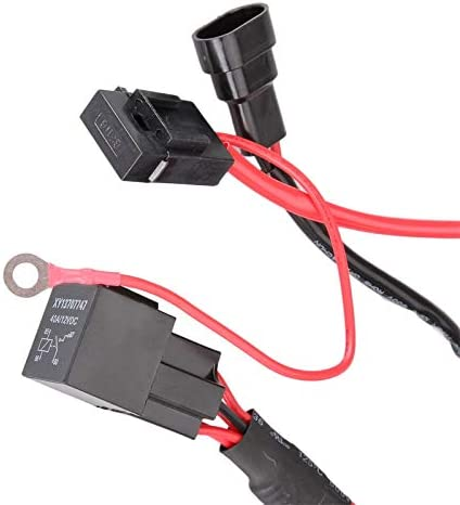 arance Autoparts auto HID kit cavi relay harness H7/ H1/ H3/ Xenon HID kit 40/ amp con fusibile