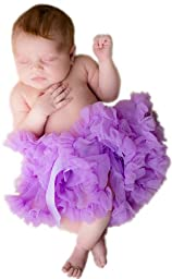 Huggalugs Baby Girls Pettiskirt Newborn Lilac
