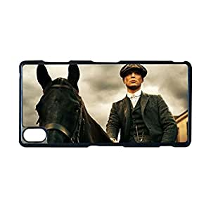 Generic Kawaii Back Phone Cover For Guys Custom Design With Peaky Blinders For Z3 Xperia Sony Choose Design 1