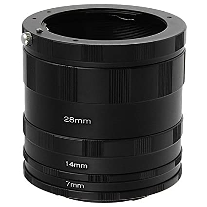 Fotodiox PK Macro Extension Cable para cámara fotográfica ...